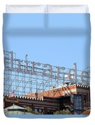 Ghirardelli Chocolate Factory San Francisco California . 7d13979 Duvet Cover by Wingsdomain Art and Photography