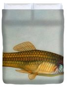 Go Fish Duvet Cover by James W Johnson