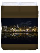 Haarlem Night Duvet Cover by Chad Dutson