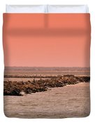 Halladay Duvet Cover by Trish Tritz