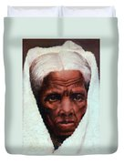 Harriet Tubman, African-american Duvet Cover by Photo Researchers