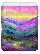 Highland Light Duvet Cover by Jane Small