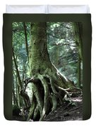Hold On To Me.  Duvet Cover by Amanda Barcon