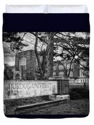 Home Of The Boilers Duvet Cover by Coby Cooper