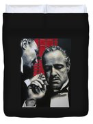 I Want You To Kill Him 2013 Duvet Cover by Luis Ludzska