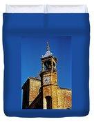 Iglesia De San Martin - Trujillo Duvet Cover by Juergen Weiss