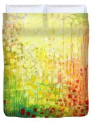 Immersed No 2 Duvet Cover by Jennifer Lommers