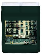 In Another Time And Place Duvet Cover by Vivienne Gucwa