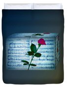 In My Life Cubed Duvet Cover by Bill Cannon