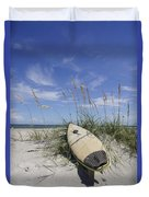 In The Dunes Duvet Cover by Benanne Stiens