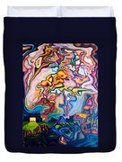 Incarnation Duvet Cover by Aswell Rowe