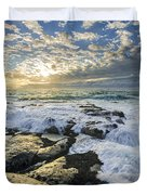 Incoming II Duvet Cover by Robert Bynum