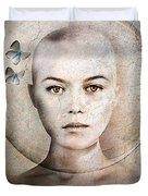 Inner World Duvet Cover by Photodream Art
