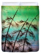 Into The Wind Duvet Cover by Rick Silas