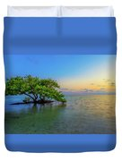 Isolation Duvet Cover by Chad Dutson