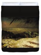 Jerusalem Duvet Cover by Jean Leon Gerome