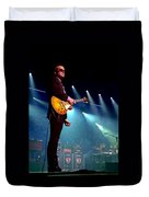 Joe Bonamassa 2 Duvet Cover by Peter Chilelli