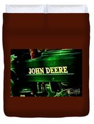 John Deere 2 Duvet Cover by Cheryl Young