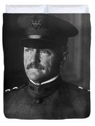 John J. Pershing Duvet Cover by War Is Hell Store