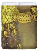 Judith Duvet Cover by Gustav Klimt