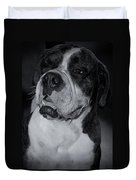 Just Handsome II Duvet Cover by DigiArt Diaries by Vicky B Fuller