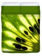 Kiwi Duvet Cover by Gert Lavsen