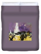 Landing Duvet Cover by Graham Cotton