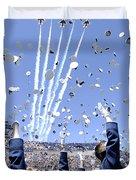 Lieutenants Commemorate Duvet Cover by Stocktrek Images