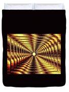Luminous Energy 2 Duvet Cover by Will Borden