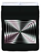 Luminous Energy 4 Duvet Cover by Will Borden