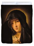 Madonna Duvet Cover by Il Sassoferrato