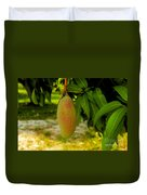 Mango Work Number One Duvet Cover by David Lee Thompson