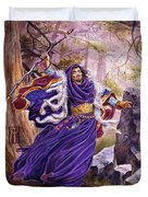 Merlin Duvet Cover by Melissa A Benson