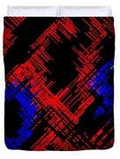 Methodical Duvet Cover by Will Borden