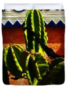 Mexican Style  Duvet Cover by Susanne Van Hulst