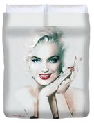 Mm 133 Duvet Cover by Theo Danella