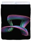 Mobius Duvet Cover by John Edwards