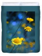 Momentum 04a Duvet Cover by Variance Collections