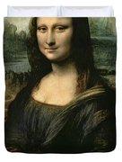 Mona Lisa Duvet Cover by Leonardo da Vinci