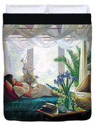 Mother's Love Duvet Cover by Greg Olsen