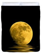 My Harvest Moon Duvet Cover by Lynn Andrews