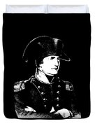 Napoleon Bonaparte Duvet Cover by War Is Hell Store