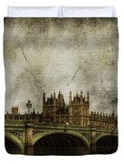 Noble Attributes Duvet Cover by Andrew Paranavitana