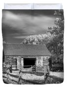 On The Farm Duvet Cover by Joann Vitali