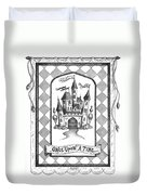 Once Upon A Time Duvet Cover by Adam Zebediah Joseph