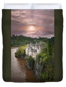 Once Upon A Time Duvet Cover by Vicki Lea Eggen