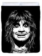 Ozzy No.01 Duvet Cover by Caio Caldas