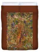 Paint Number 25 Duvet Cover by James W Johnson