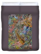 Paint Number 26 Duvet Cover by James W Johnson