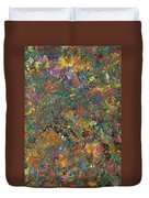 Paint Number 29 Duvet Cover by James W Johnson